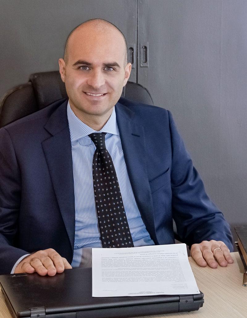 Avvocato Gianni Scarpato